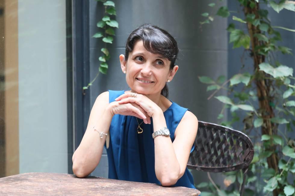 Ana María Corvo, codirectora do Instituto Einstein para a Investigação do Envelhecimento de Nova York.
