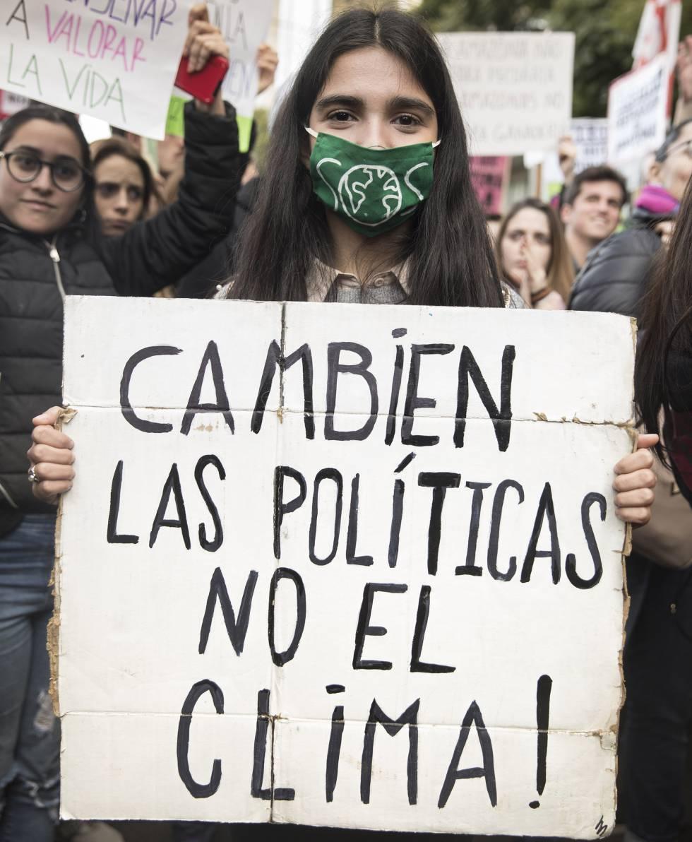 El grito de una generación, desafíos y claves del nuevo compromiso medioambiental