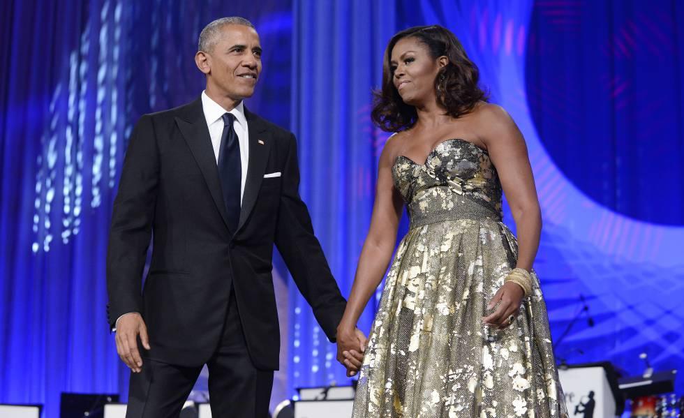 Los Obama, más ricos que en la Casa Blanca