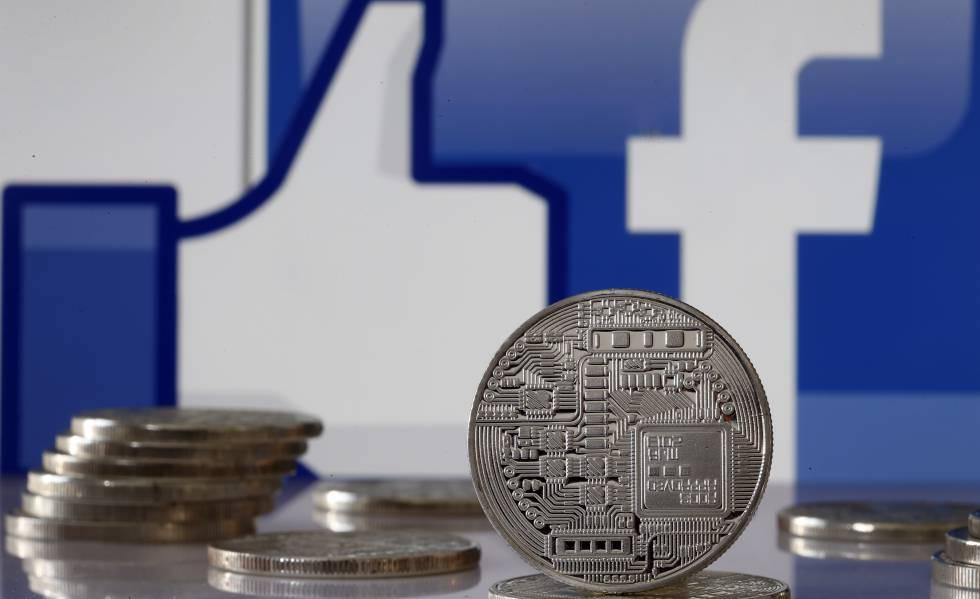 Representación de Libra, la moneda de Facebook.