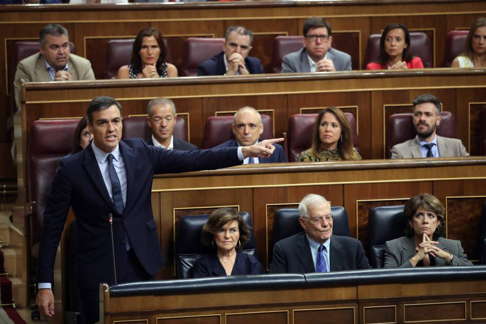 A New Congress Time For New Focus On >> November General Election In Spain With New Election In