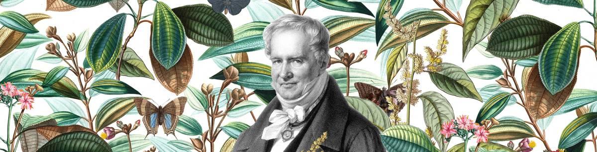 Humboldt, el genio romántico que anticipó el cambio climático