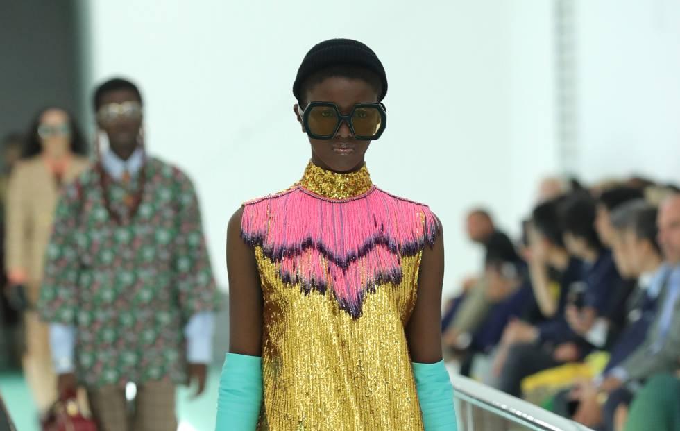 Gucci Lleva Al Climax La Semana De La Moda De Milan Estilo El Pais