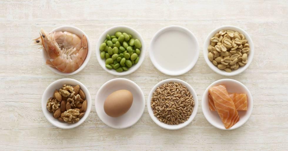 ¿Todos los alimentos pueden producir alergia?