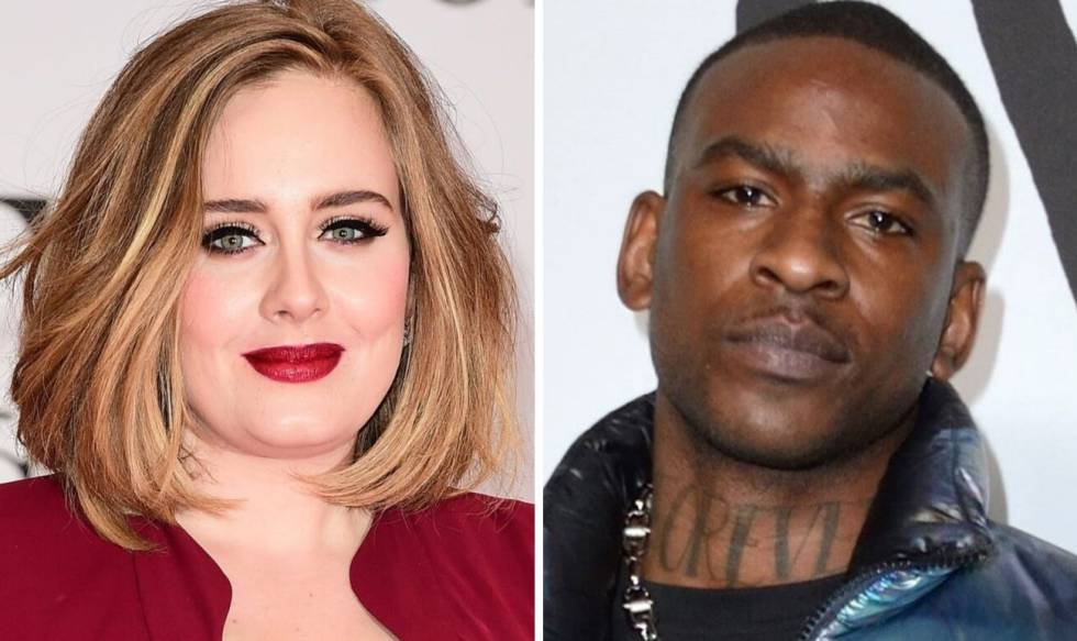 Adele sale con el rapero Skepta tras su reciente divorcio | Gente ...