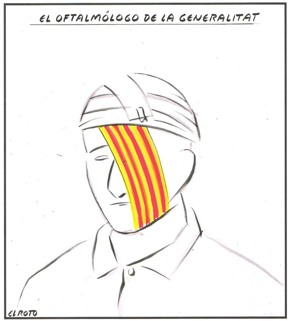 Independentismo cataluña