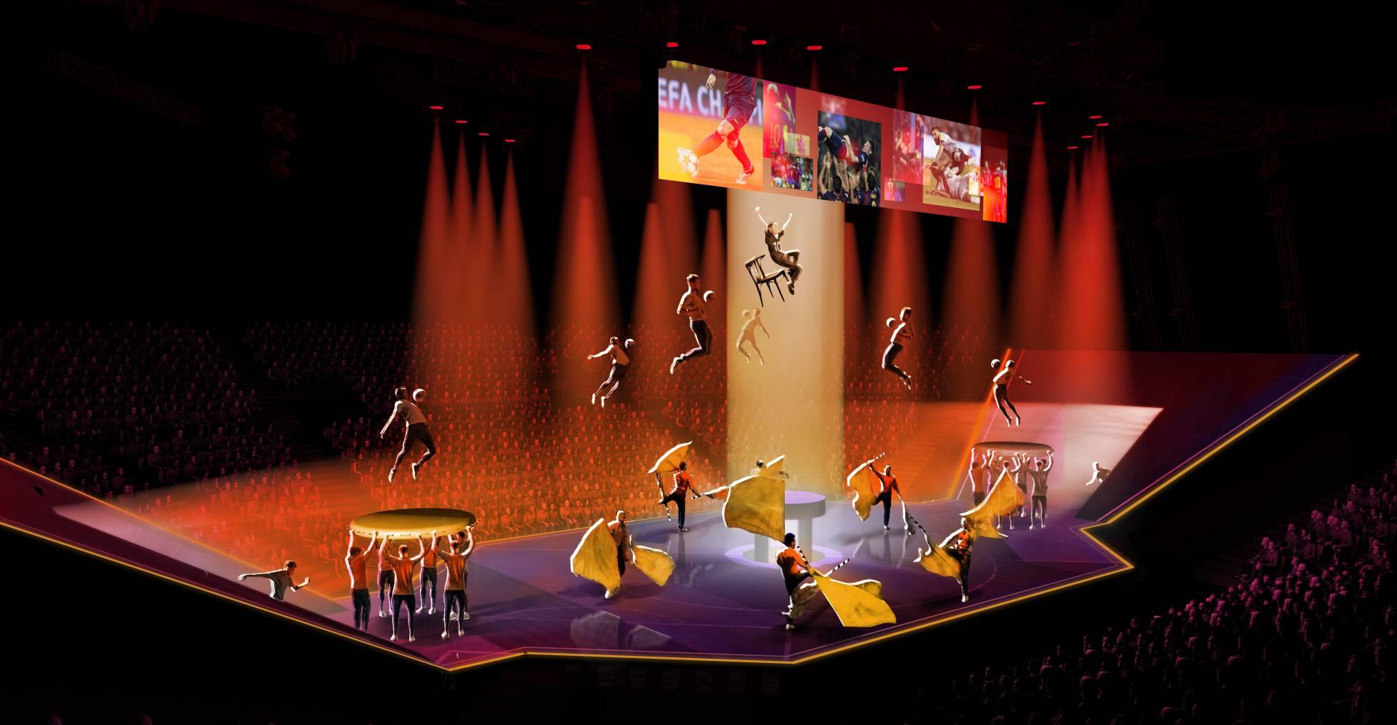 Messi ficha por el Cirque du Soleil