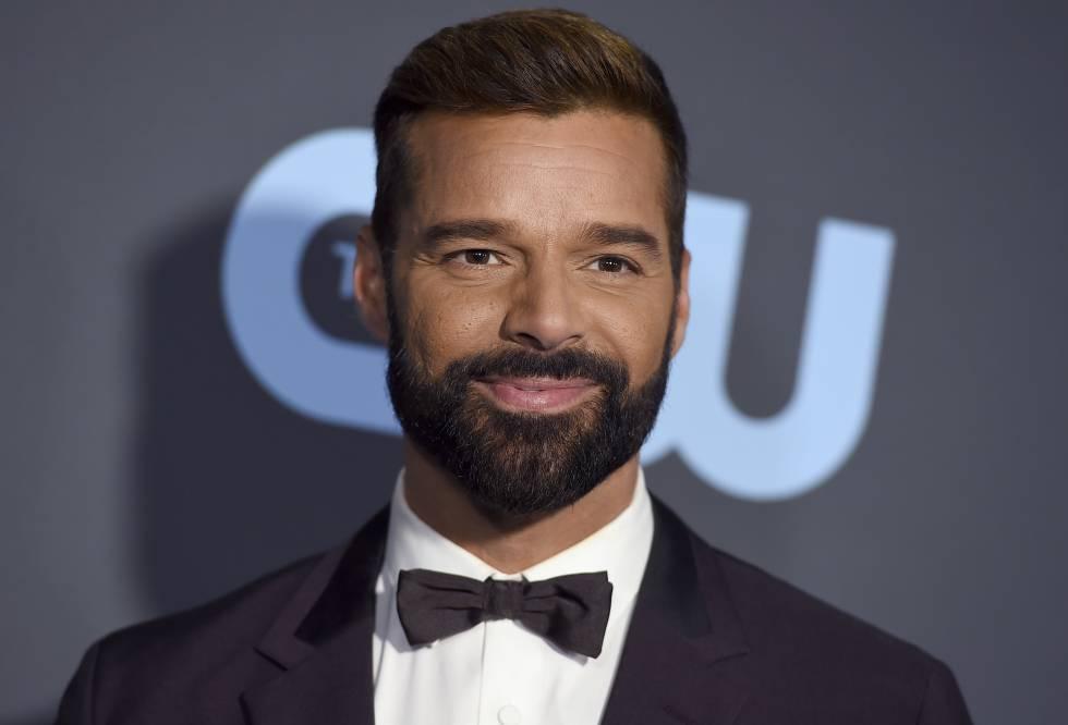 Cumpleanos Feliz Ricky Martin.Ricky Martin Superestrella Padre De Familia Numerosa E