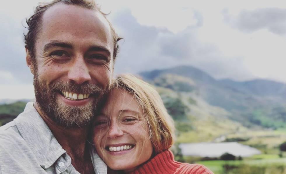 James, el hermano pequeño de Kate Middleton, se casa | Gente y Famosos | EL  PAÍS
