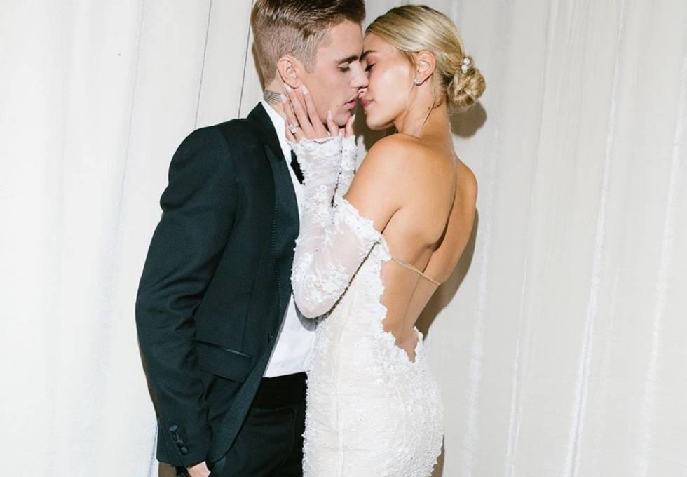 Justin Bieber y Hailey Bieber publican el álbum de su boda   Gente y  Famosos   EL PAÍS