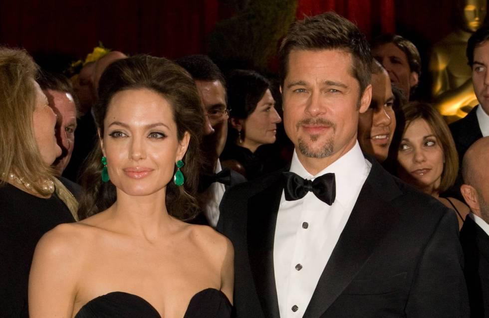 El interminable divorcio de Angelina Jolie y Brad Pitt | Gente y Famosos | EL PAÍS