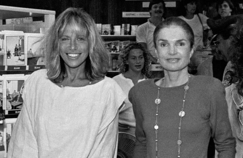 Los Secretos De La Sorprendente Amistad Entre Carly Simon Y Jacqueline Kennedy Gente Y Famosos El País