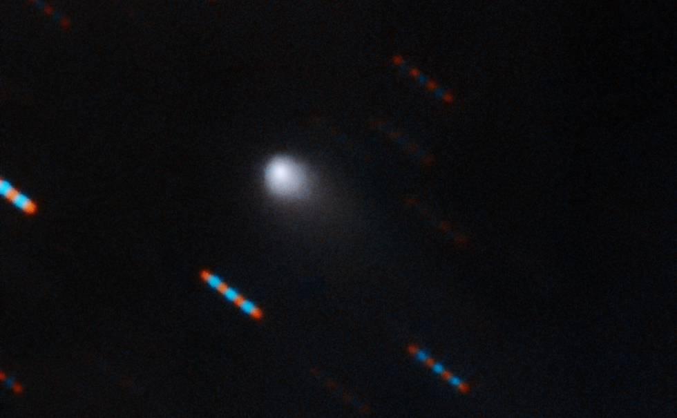 Un nuevo visitante interestelar llega al sistema solar