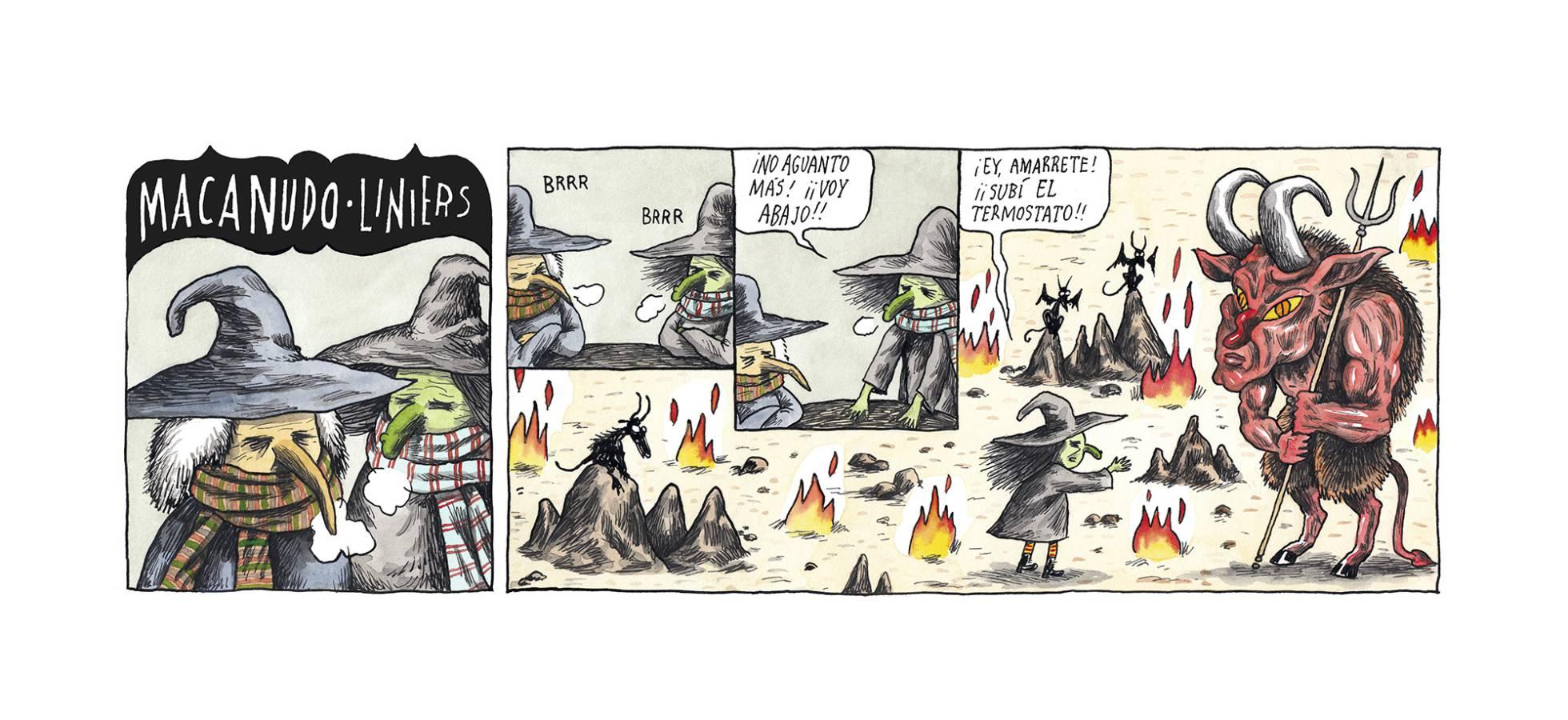Liniers, El País, 20/10/2019