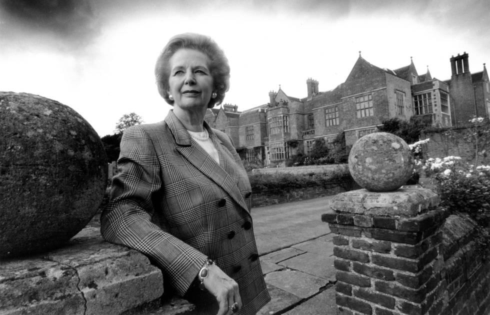 La soledad y el declive de Margaret Thatcher