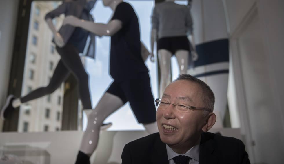 Tadashi Yanai, dueño de Uniqlo: el rival japonés de Amancio Ortega llega a Madrid