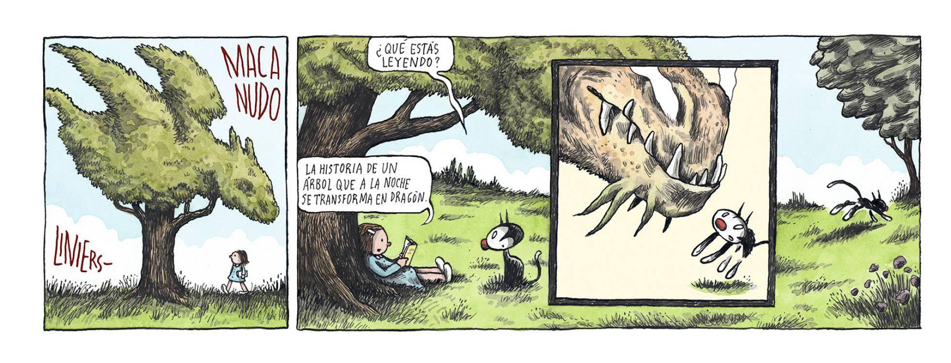 Liniers, El País, 27/10/2019