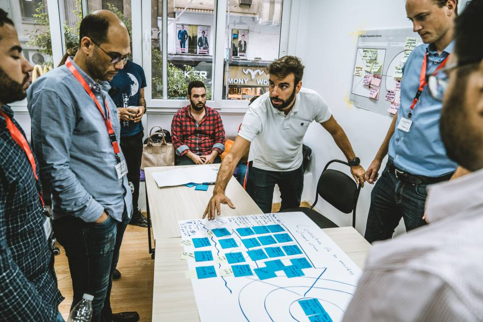 Los elegidos por la iniciativa 'Travel Tech 4 Good' tienen una formación de tres meses en distintas materias para potenciar la estrategia y desarrollo de sus empresas.