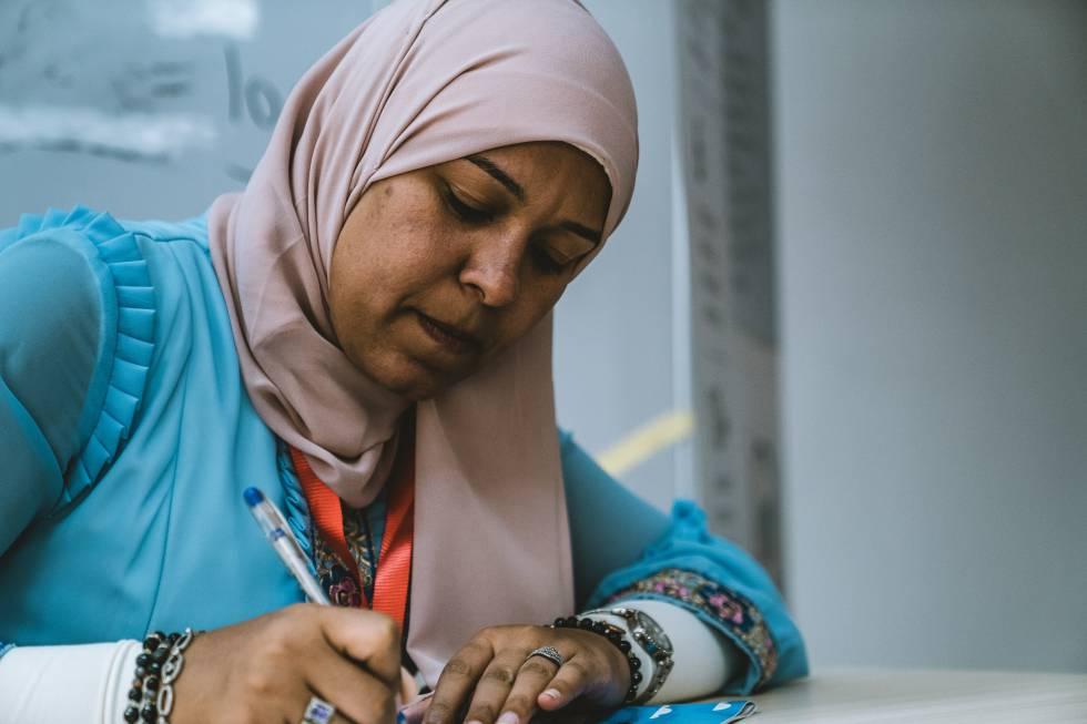 Reham Abobakr es la joven egipcia que está detrás de la primera empresa de geoturismo del país.