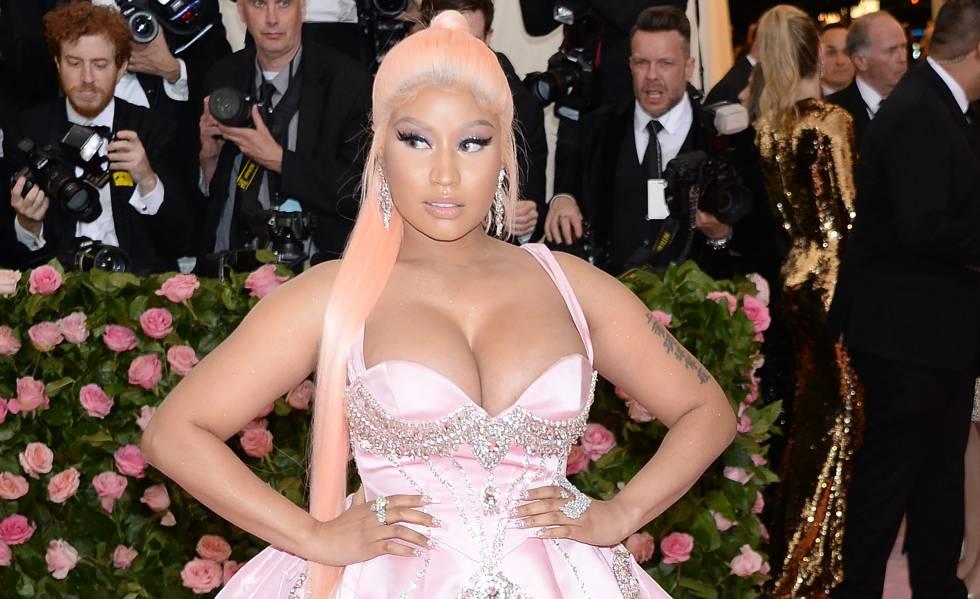 Nicki Minaj se casa en secreto con su novio Kenneth Petty | Gente ...