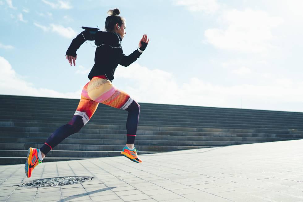 entrenamiento fuerza para corredores fondo