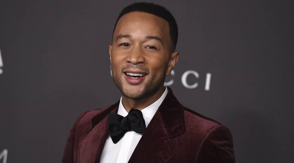 John Legend Elegido Como El Hombre Más Sexy Del Mundo Por La Revista People Gente Y Famosos El País