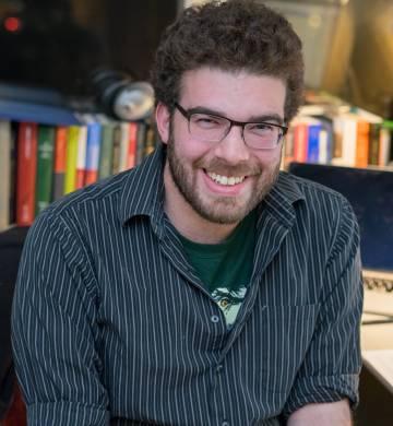 El investigador Samuel Mehr.