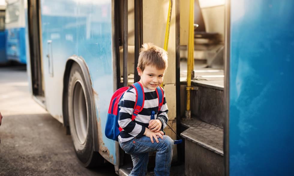 Así se consigue que el autobús escolar sea más seguro para los niños