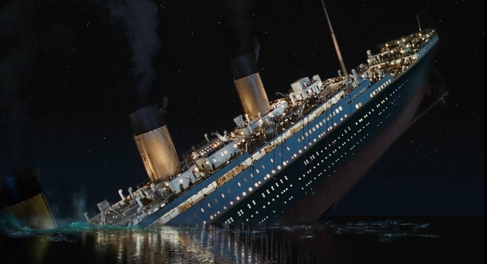 En 1997 James Cameron llevó al cine la historia del Titanic.