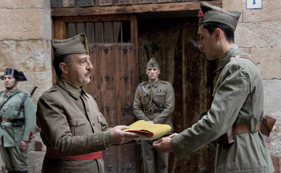 La última película de Amenábar, 'Mientras dure la guerra', cuenta como fueron los inicios de la Guerra Civil española, contienda en la que Franco tuvo un papel principal.