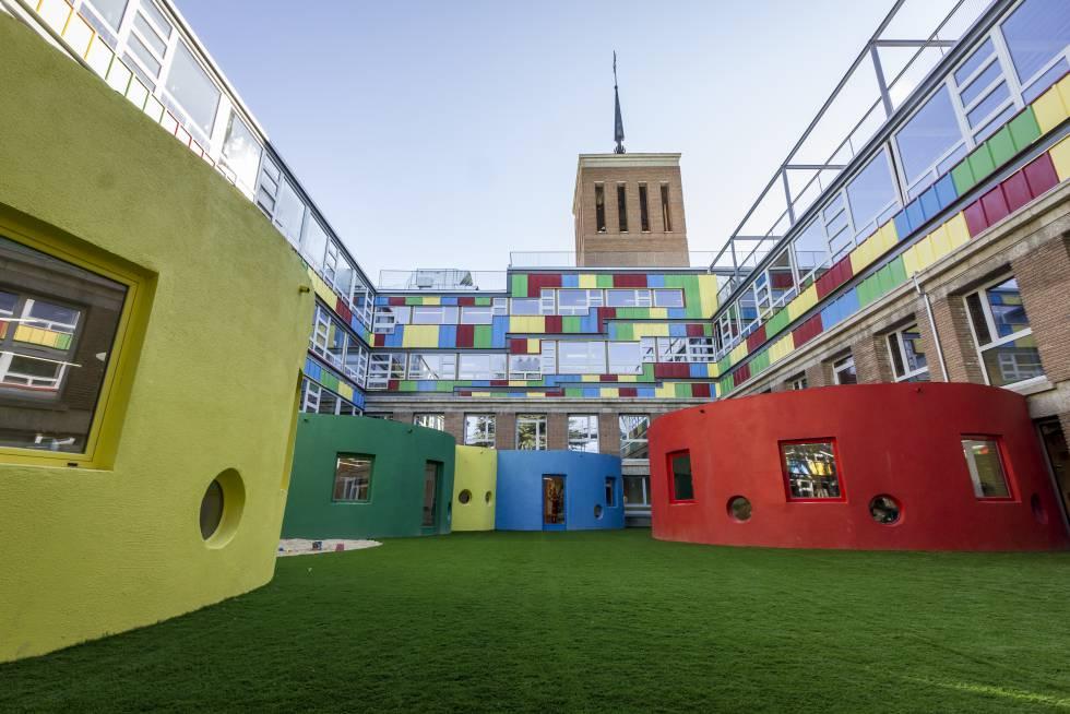El diseño de los espacios educativos mejora el rendimiento y el aprendizaje de los alumnos