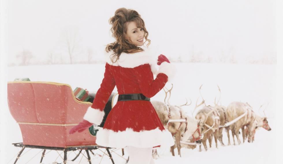 La rentable navidad de Mariah Carey: 25