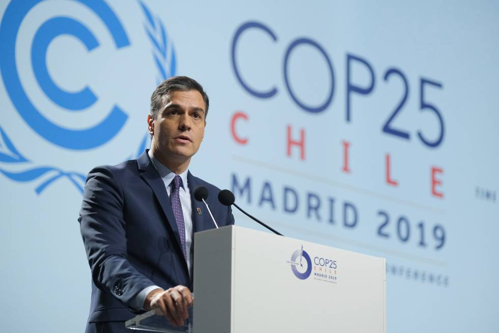 World leaders tackle Climate Change at COP25 summit