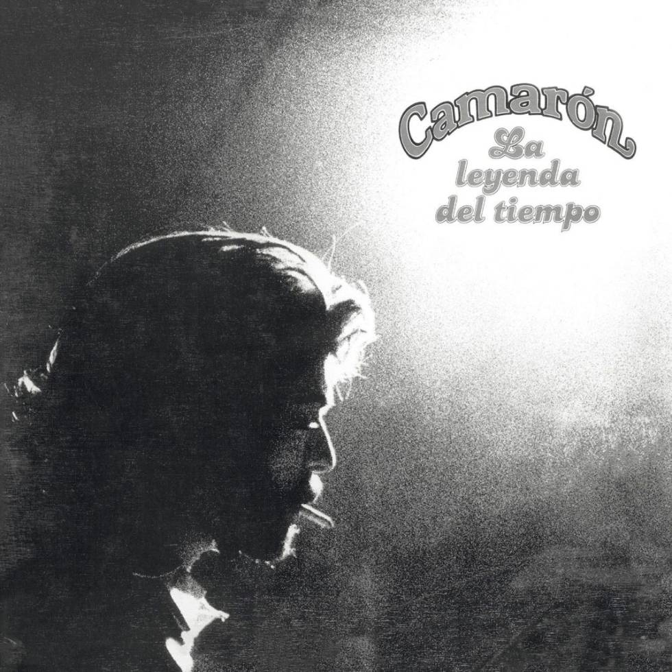 Portada de 'La leyenda del tiempo', calificado como uno de los mejores discos españoles del siglo XX.