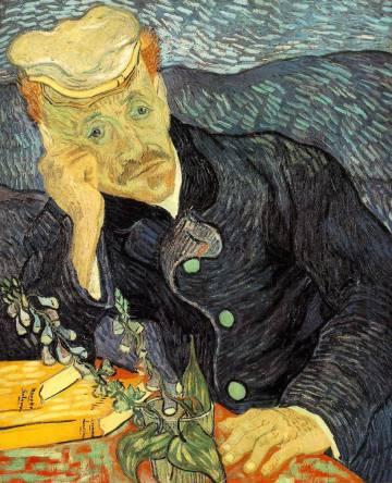 Vincent Van Gogh no fue reconocido en vida como un gran artista y murió arruinado. Sin embargo, obras suyas se vendieron en los noventa por mucho dinero. Por ejemplo, 'Retrato del Doctor Gachet' (en la imagen), que llegó a los 80 millones de dólares.