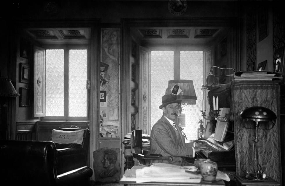 A pesar de la mala acogida de la obra de Giacomo Puccini (en la imagen), 'La bohème' no tardó en convertirse en una de las piezas clave del repertorio operístico.