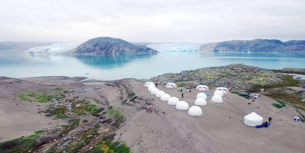 Así se derrite un glaciar ante tus ojos (por si aún niegas el cambio climático)