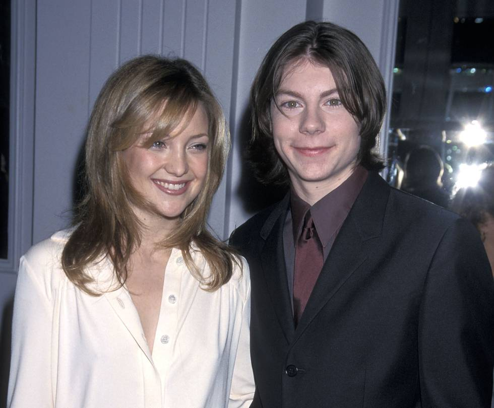Kate Hudson y Patrick Fugit en el estreno de 'Casi Famosos' en el año 2000.