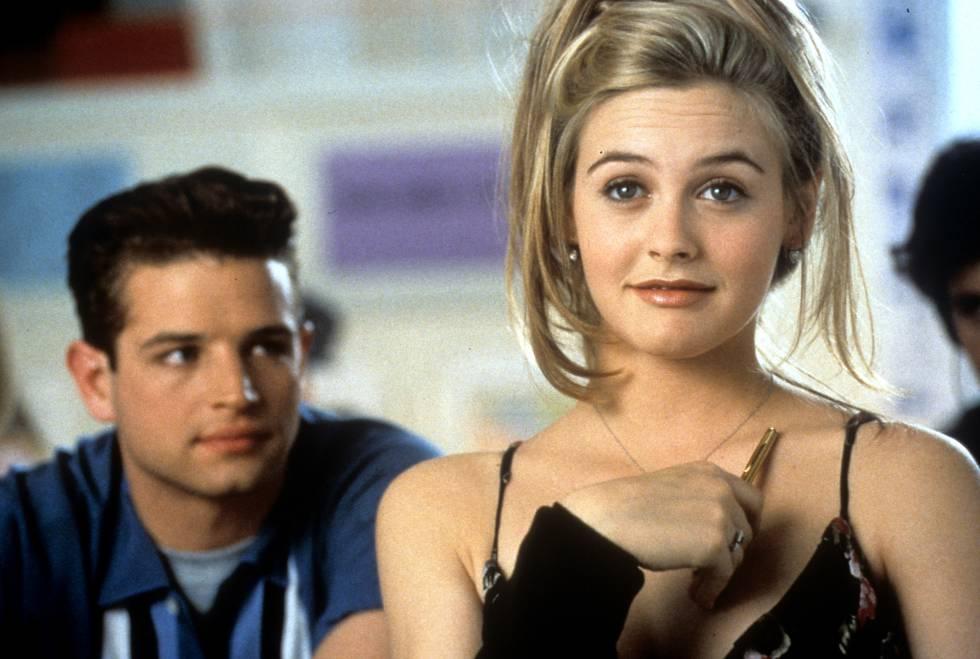 Alicia Silverstone apuntaba muy alto con 'Clueless' (1995), donde interpretaba a una estudiante ingenua y pija.