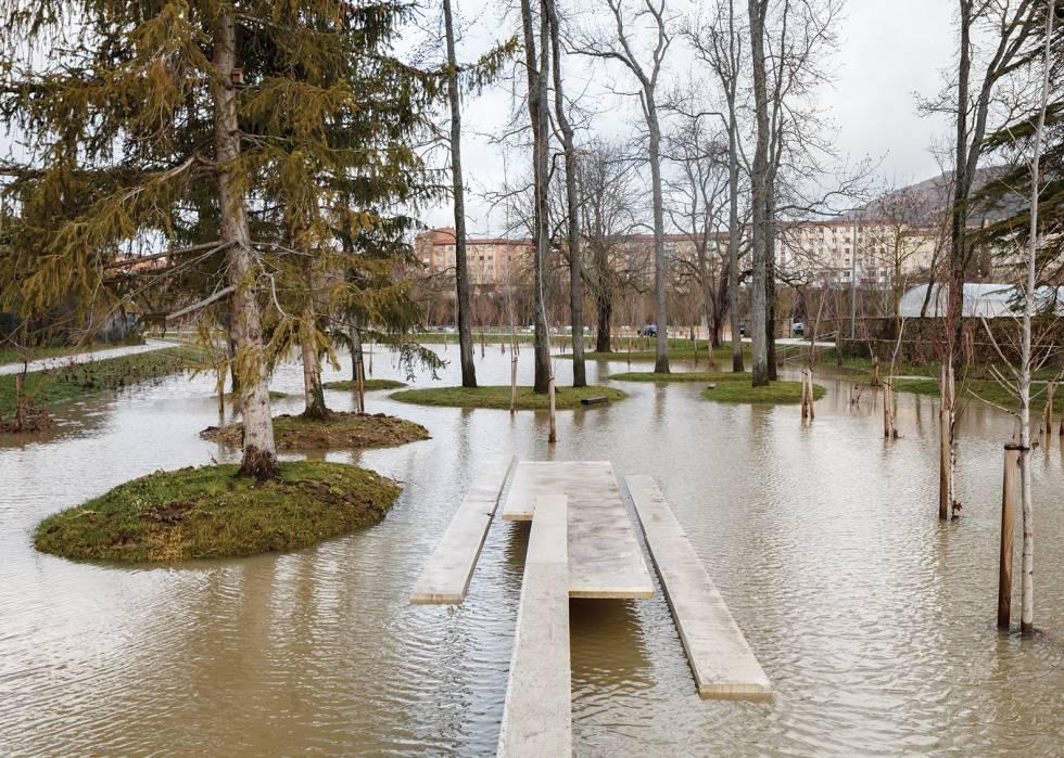 arquitectura cambio climatico