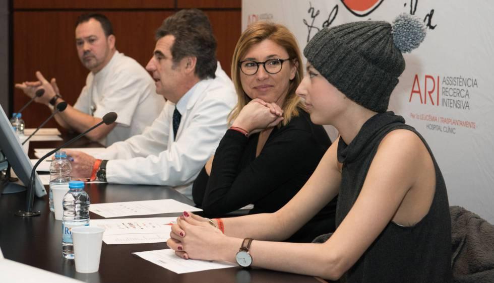 Campaña para tratar pacientes con CAR-T en el hospital Clínic de Barcelona.