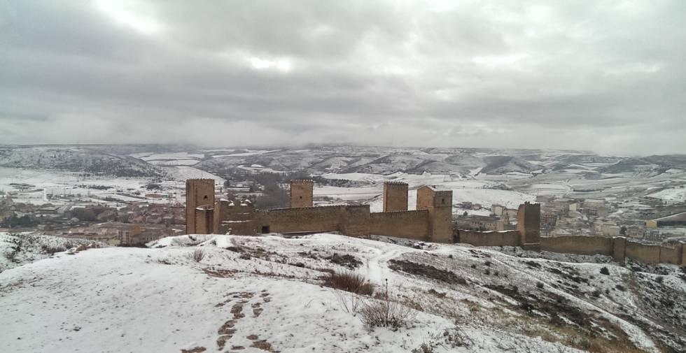 Observatorio De Calamocha Fuentes Claras El Día Polar En El Que Se Alcanzaron 30 Grados Centígrados En El Corazón De España Ciencia El País