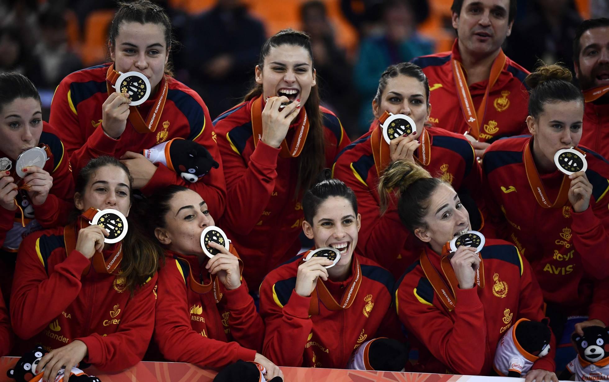Fotos Mundial De Balonmano Femenino España Holanda En Imágenes Deportes El País