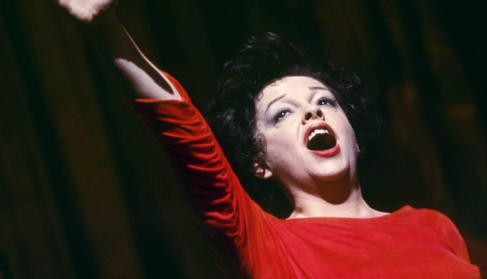Judy Garland, en 1963.