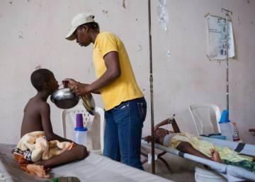 El dinero de la ONU para el cólera no llega a Haití