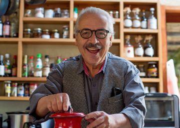 Julián Estrada, antropólogo culinario