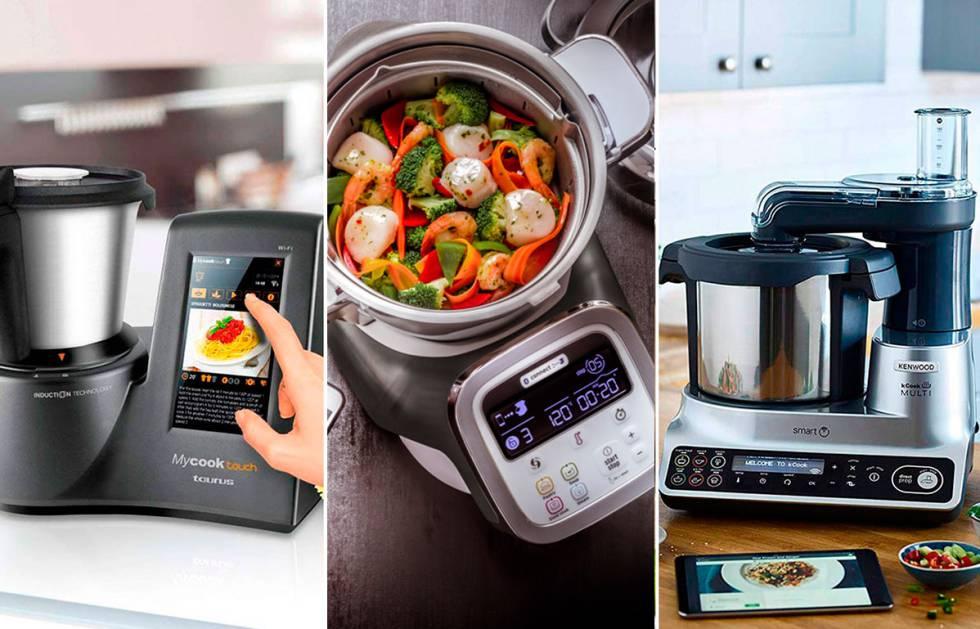 Probamos Los Mejores Robots De Cocina Inteligentes