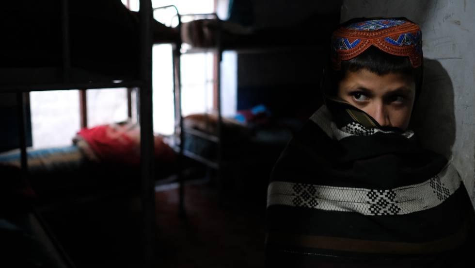 Un niños de Afganistán, uno de los países con peores datos de malnutrición.