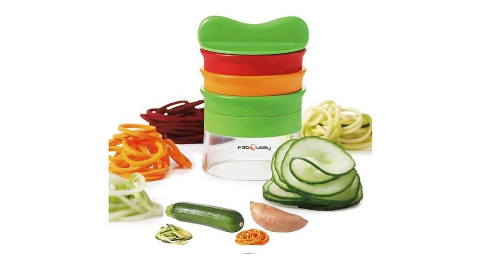 Espiralizador de verduras