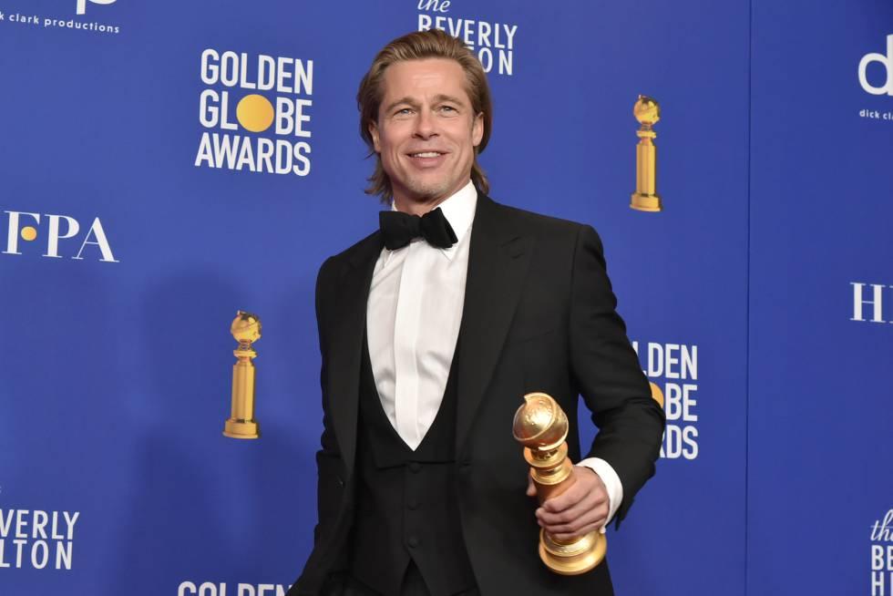 Brad Pitt agradece a Bradley Cooper que le ayudara a superar su alcoholismo
